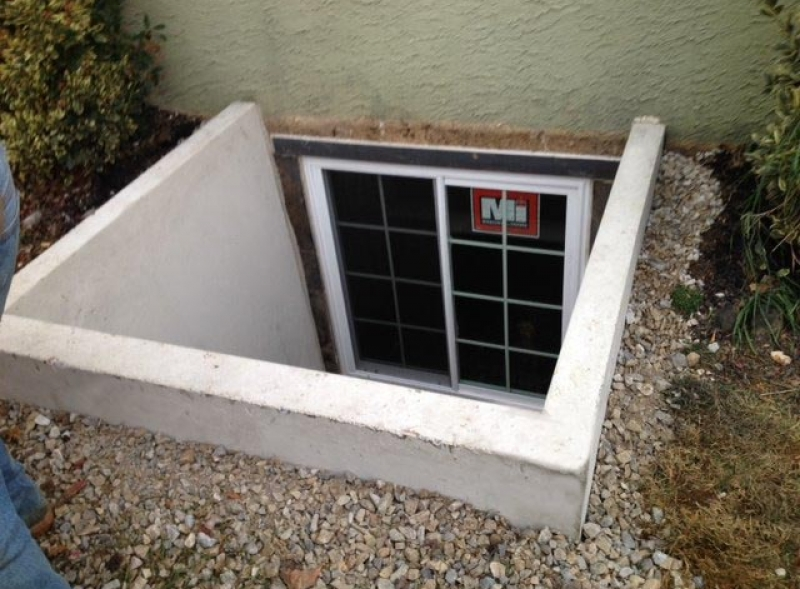 basement egress systems steelway cellar doors