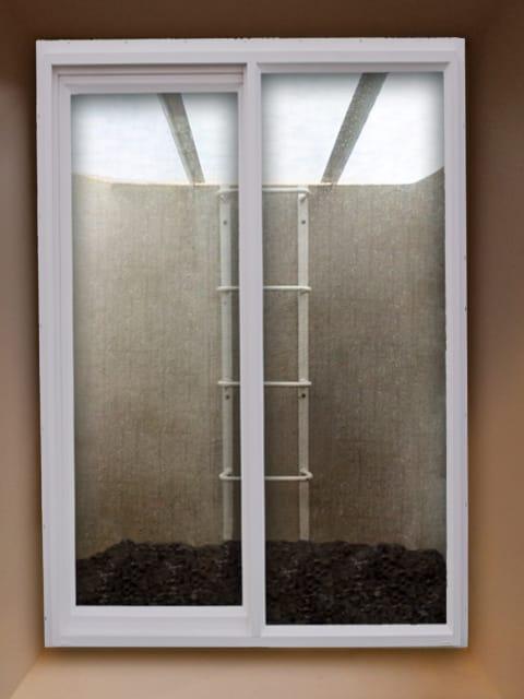 We Can Easily Add A Cellar Entrance Or Window Well Egress For Safety And  Convenience.