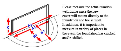 window-well-cover-measurement